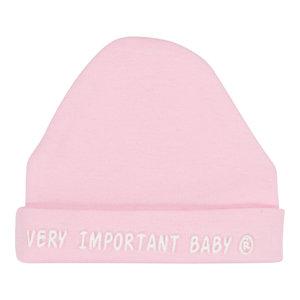 VIB mutsje Very Important Baby roze