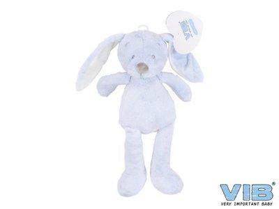 VIB Konijn 35cm Blauw