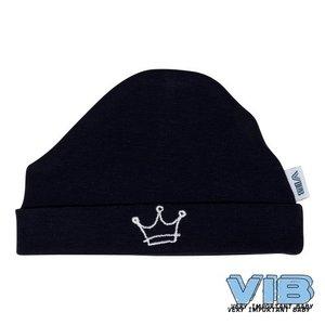 VIB kroon donkerblauw